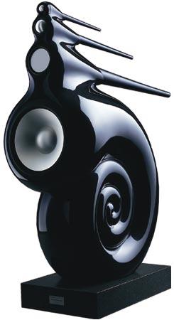 Акустическая система B&W Nautilus 220V Black (B&W)