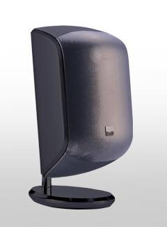 Акустическая система B&W Monitors M-1 Black (Each) (B&W)