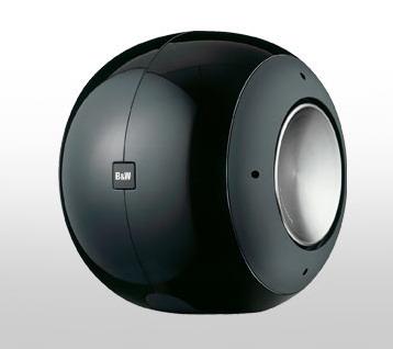 Сабвуфер B&W PV-1 black (B&W)