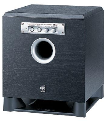 Сабвуфер YAMAHA YST-SW015 black (Yamaha)