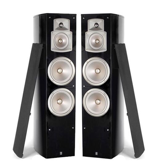 Акустическая система YAMAHA NS-555 Piano Black (Yamaha)
