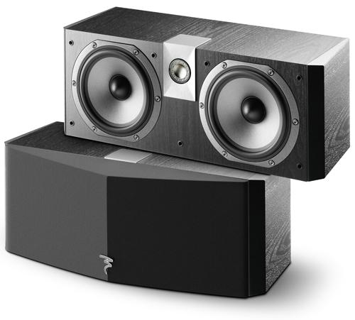 Акустическая система Focal-JMLab Chorus CC 700 V Black ash (Focal)