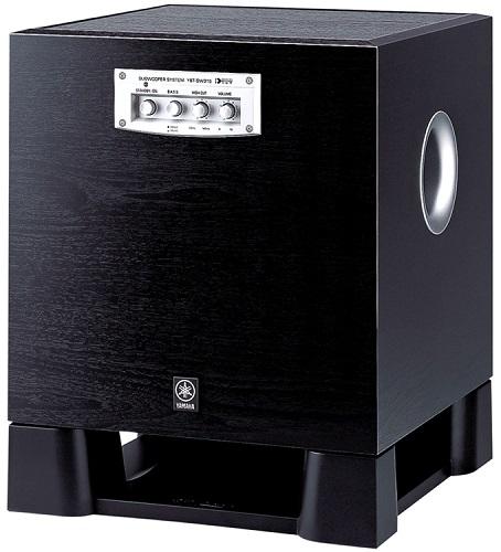 Сабвуфер YAMAHA YST-SW315 black (Yamaha)