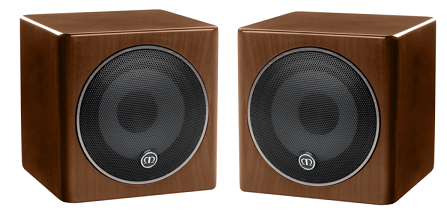 Акустическая система Monitor Audio Radius 45 Walnut (Monitor Audio)