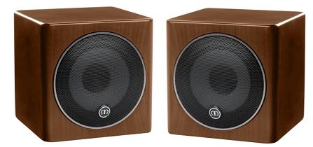 Акустическая система Monitor Audio Radius 45 Walnut (Monitor Audio)