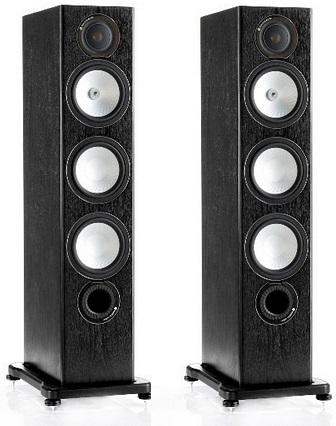 Акустическая система Monitor Audio RX8  Black (Monitor Audio)