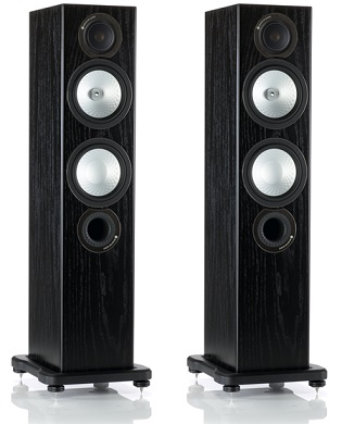 Акустическая система Monitor Audio RX6 пара Black Oak (Monitor Audio)