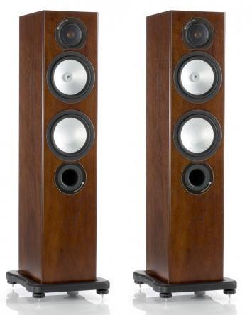 Акустическая система Monitor Audio RX6 пара Walnut (Monitor Audio)