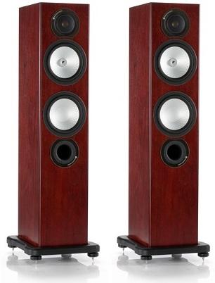 Акустическая система Monitor Audio RX6 пара Rosenut (Monitor Audio)