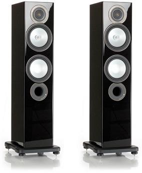 Акустическая система Monitor Audio RX6 пара High Gloss Black (Monitor Audio)
