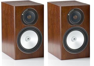 Акустическая система Monitor Audio RX1 пара Walnut (Monitor Audio)