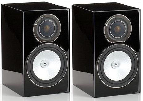Акустическая система Monitor Audio RX1 пара High Gloss Black (Monitor Audio)
