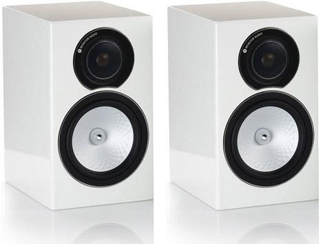 Акустическая система Monitor Audio RX1 пара High Gloss White (Monitor Audio)
