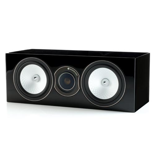 Акустическая система Monitor Audio RX Centre шт High Gloss Black (Monitor Audio)