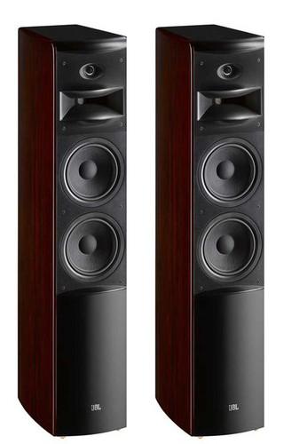Акустическая система JBL LS60 high-gloss ebony wood пара (JBL)
