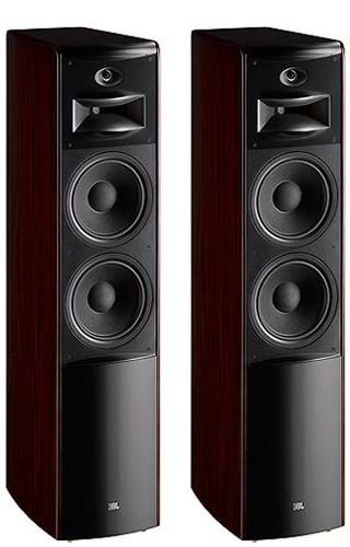 Акустическая система JBL LS80 high-gloss ebony wood пара (JBL)