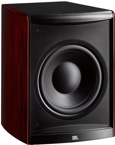 Сабвуфер JBL LS120P high-gloss ebony wood
