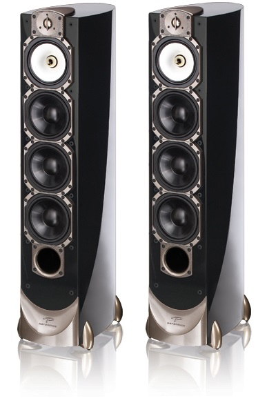Акустическая система Paradigm Studio 100 v.5 black high-gloss (Paradigm)
