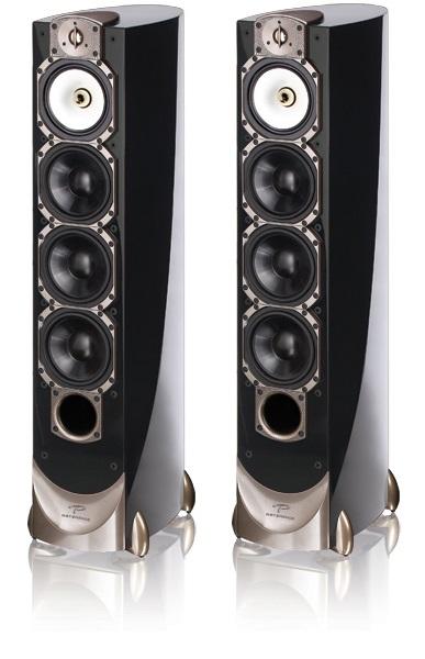 Акустическая система Paradigm Studio 100 v.5 black high-gloss (Paradigm)