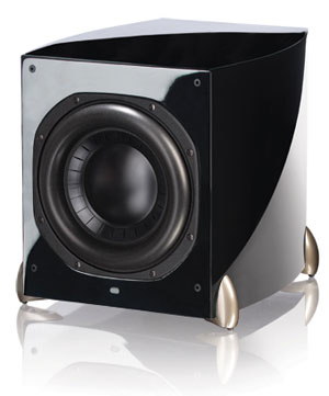 Сабвуфер Paradigm SUB 12 v.5 black high-gloss (Paradigm)