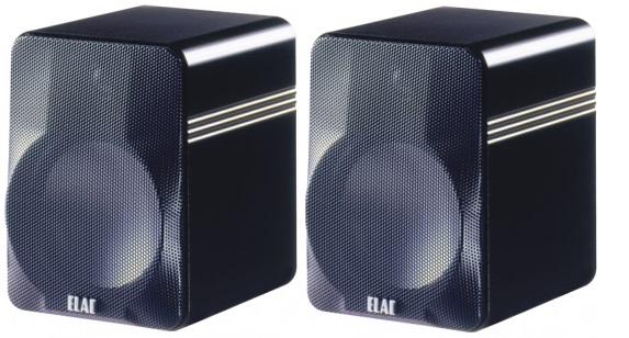 Акустическая система ELAC 301 Отделка: hg white, hg black пара (ELAC)