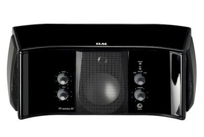 Акустическая система ELAC 3D-speaker Активный 3-х канальный (3D) громкоговоритель. Отделка: hg white, hg black шт (ELAC)