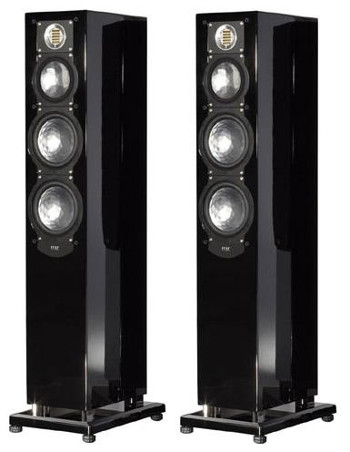 Акустическая система ELAC FS 249 hg black, hg white, cherry veneer, moha veneer, titan shadow пара (ELAC)