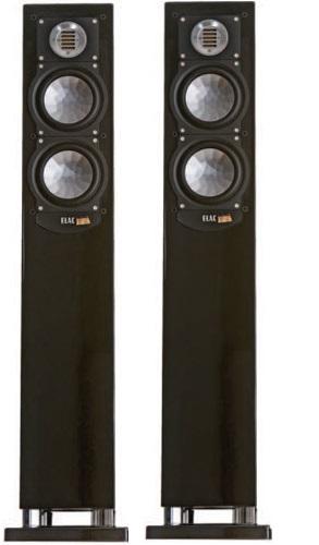 Акустическая система ELAC FS 247 Black (ELAC)