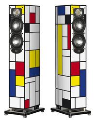 Акустическая система ELAC FS 247 DE STIJL Edition Black De STIJL пара (ELAC)
