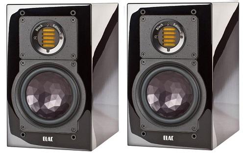 Акустическая система ELAC BS 244 hg black, cherry veneer, moha veneer, titan shadow пара (ELAC)