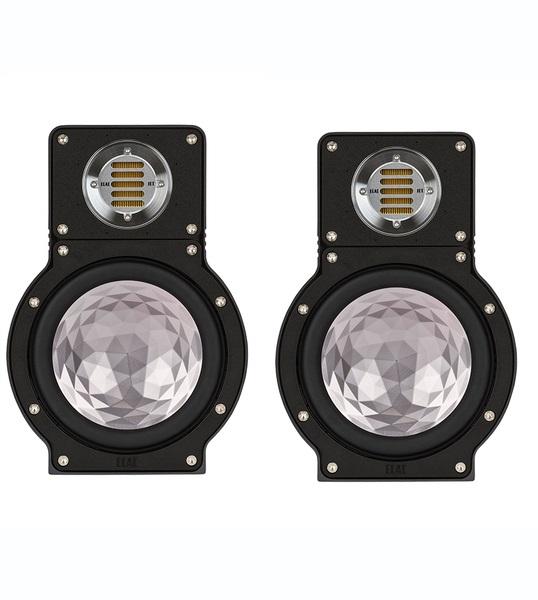 Акустическая система ELAC 330 titan shadow, hg black пара (ELAC)