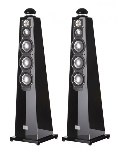 Акустическая система ELAC Spirit of Music CE hg black, hg cherry  пара (ELAC)