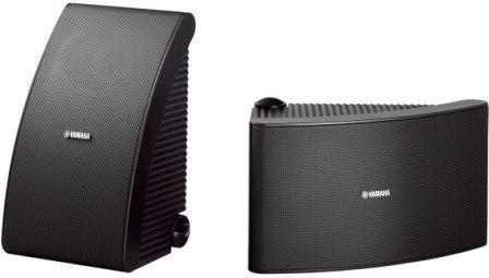 Акустическая система YAMAHA NS-AW992 black пара (всепогодная акустика) (Yamaha)
