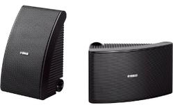Акустическая система YAMAHA NS-AW592 black пара (всепогодная акустика) (Yamaha)