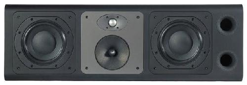 Акустическая система B&W CT 8.2 LCR Black Painted (B&W)