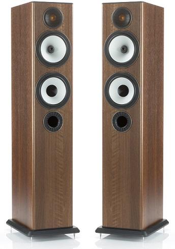 Акустическая система Monitor Audio BX5 walnut (Monitor Audio)