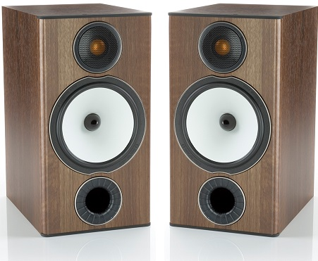Акустическая система Monitor Audio BX2 walnut (Monitor Audio)