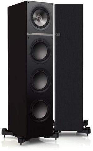 Акустическая система KEF Q 700 Black (KEF)