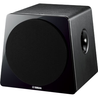 Сабвуфер YAMAHA NS-SW500 black