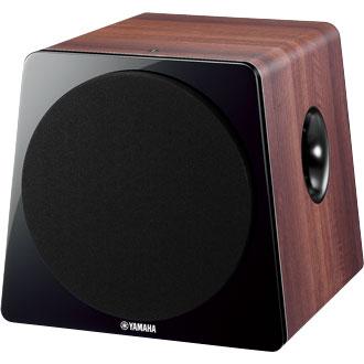 Сабвуфер YAMAHA NS-SW500 brown (Yamaha)