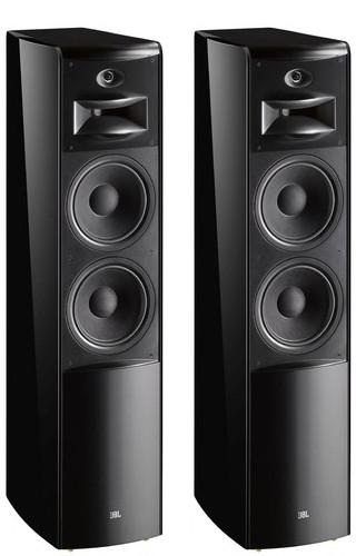 Акустическая система JBL LS80BG high gloss black пара (JBL)