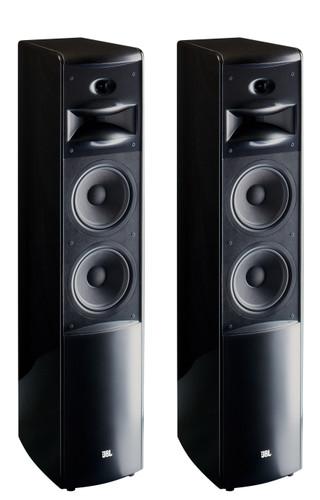 Акустическая система JBL LS60BG high gloss black пара (JBL)