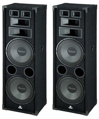 Акустическая система Magnat Soundforce 2300 black (Magnat)