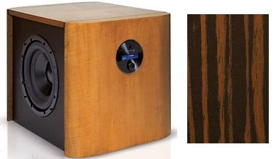 Сабвуфер AUDIO PHYSIC RHEA II MACASSAR EBONY (Audio Physic)
