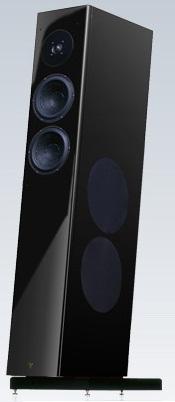 Акустическая система Vienna-Acoustics HERITAGE MAHLER PIANO BLACK (Vienna-Acoustics)
