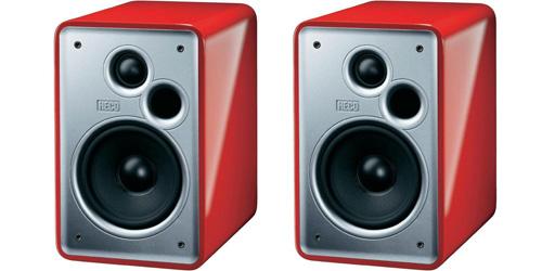 Акустическая система HECO Music Colors 100 Piano Red (HECO)