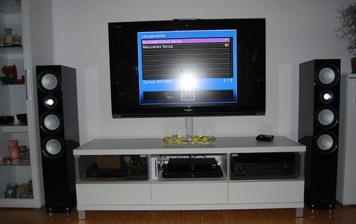 Акустическая система Magnat Quantum 807 piano lacquer black: фото 3