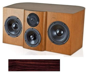 Акустическая система AUDIO PHYSIC HIGH END CENTER 25 MACASSAR EBONY (Audio Physic)