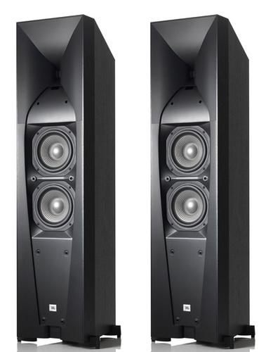 Акустическая система JBL STUDIO 580BK черный пара (JBL)