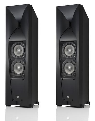 Акустическая система JBL STUDIO 590BK черный пара (JBL)